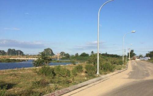 Đất nền vườn ven sông kết nối trục đường Minh Mạng về bãi biển Sơn Thủy