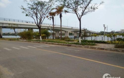 Đất nền ven trục Minh Mạng - ngang 8m giá chỉ 18.5tr/m2, LH: