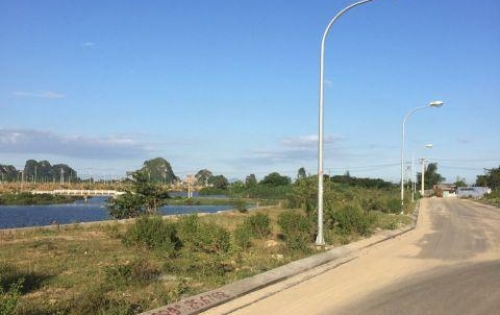 Bán đất nền dự án tại khu đô thị Hòa Quý - Quận Ngũ Hành Sơn - Đà Nẵng.