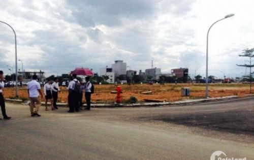 Đất nền biệt thự ven sông sát trục đường Võ Chí Công thuộc khu đô thị Hòa Quý.