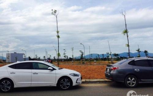 Bán lô liền kề ngay trục đường Minh Mạng nối dài - kết nối bãi tắm Sơn Thủy