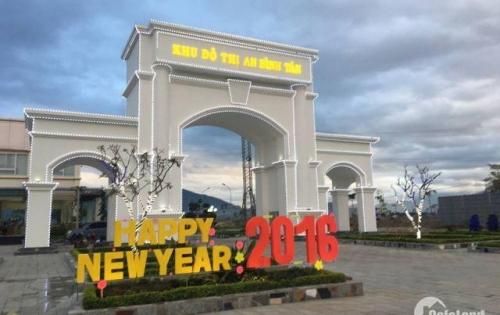 Với 25tr/m2 sở hữu ngay lô đất An Bình Tân mặt tiền đường