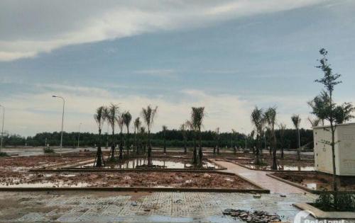 Bán đất xã Hiệp Phước, đường Tôn Đức Thắng, sổ đỏ thổ cư 100%.