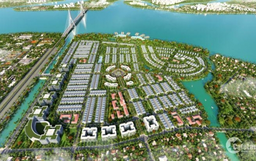 khu đô thị sinh thái ven sông đẳng cấp, thiết kế hiện đại Kingbay