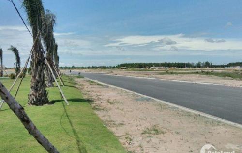 Cần bán lô đất huyện Nhơn Trạch, xã Phú Hội, sổ đỏ thổ cư 100%.