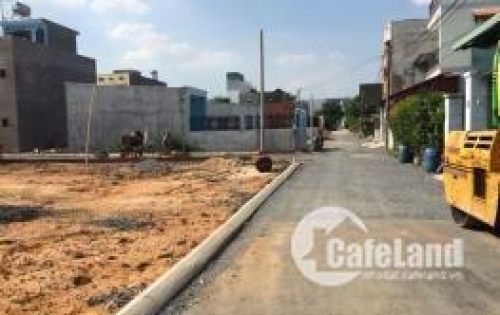 Bán gấp lô đất ở Phạm Thái Bường, Nhơn Trạch, Đồng Nai do kẹt tiền