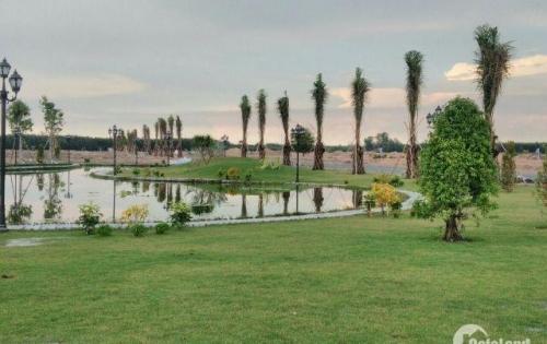Bán đất trung tâm huyện Nhơn Trạch, Phú Hội, tặng 5-10 chỉ và CK 18%.