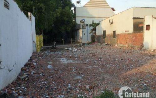 Cần bán lô đất nằm ngay mặt tiền đường Phan Văn Đáng, Nhơn Trạch