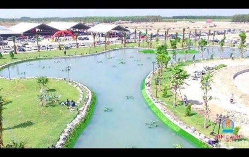 Bán đất trung tâm huyện Nhơn Trạch, xã Phú Hội, mặt tiền 25C.