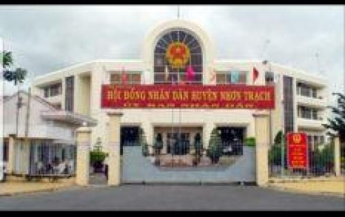 Kẹt tiền bán gấp đất thổ vườn Nhơn Trạch gần Quận 2 giá cực rẻ, MT đường lớn, có SHR chính chủ