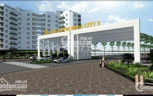 MEGA CITY2 khu đô thị mới, hiện đại và đẳng cấp, giá chỉ 680tr, CK 18%, LH: 01225.41.42.43