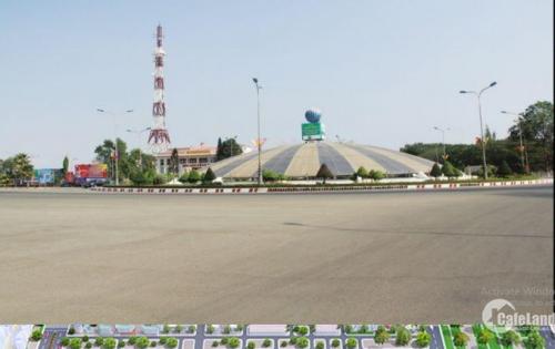 cần bán lô đất mặt tiền đường 25c (rộng 100m), đối diện trung tâm hành chính, LH:01225.41.42.43