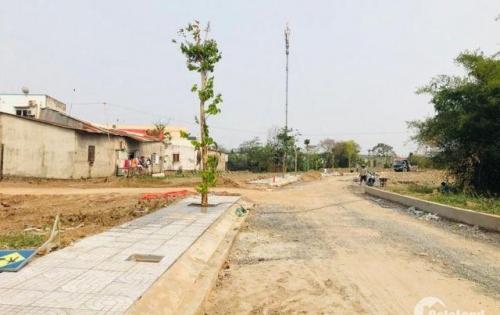 Đất nền tỉnh Long An, Mặt tiền đường 835B, Trị Yên River Side