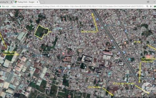Đất thổ cư đường Phan Văn Hớn chỉ từ 35tr/m2