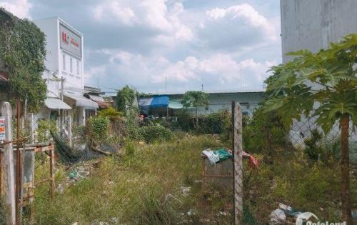 Bán Nhanh Lô Góc Ngay QL1A Quận 12 Giá Chỉ 1ty9.LH 093.8495.618