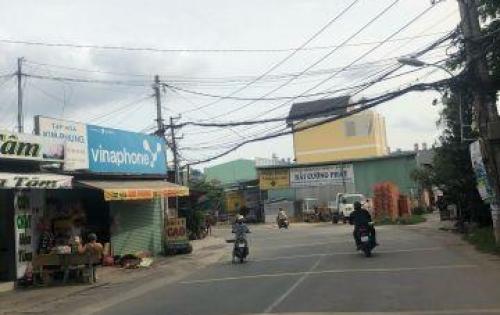 Cần bán đất gần chợ Thạnh Xuân , hẻm lớn 10m , xây dựng ngay