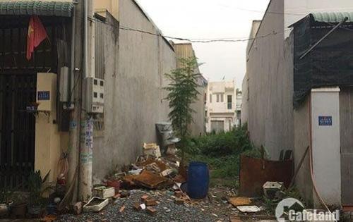 Tôi có lô đất hai MT lớn đường Lê Văn Thịnh, P.Bình Trưng Tây.Q2-Bao sổ hồng-xây tự do- 1 tỷ 150tr
