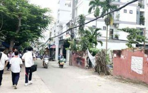 Đất Hẻm 62 Lâm Văn Bền, Tân Kiểng, Quận 7. DT 6x13.5m.