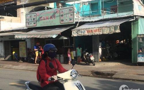 Bán đất 8,4x19m mặt tiền đường số 9 P. Tân Phú , Quận 7 , Giá rẻ