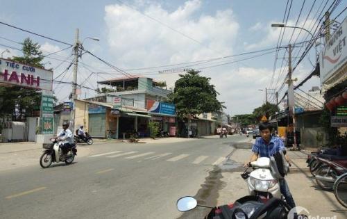 ĐẤT 2 MT 1517m2, Nguyễn Văn Tăng gần chợ Long Thạnh Mỹ, quận 9
