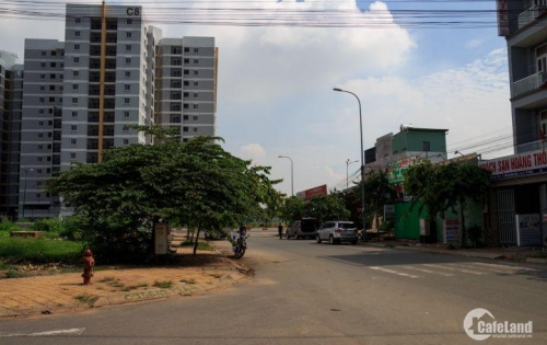 Lô đất gần góc Lê Văn Việt đường ô tô, 7tỷ2 trên mặt 494, P.TNPA
