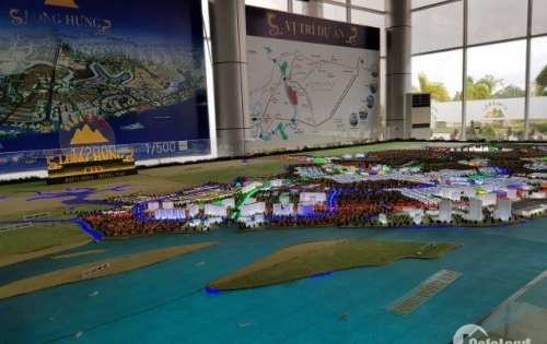 Đất ở đô thị liền kề Nguyễn Xiển quận 9 giá rẻ,SHR, Ngân hàng BIDV hỗ trợ vay 70%