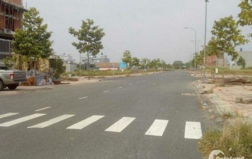 Bán đất khu dân cư mới Đầm Sen 2,Giá 780 triệu/ nền.SHR