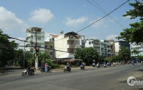 Bán 18 hecta đất mặt tiền đường số 7 Quận Bình Tân 5,5 triệu/m2