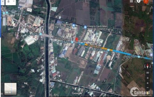 5x20m đất MT Trần Đại Nghĩa, SHR, XDTD chính chủ bán