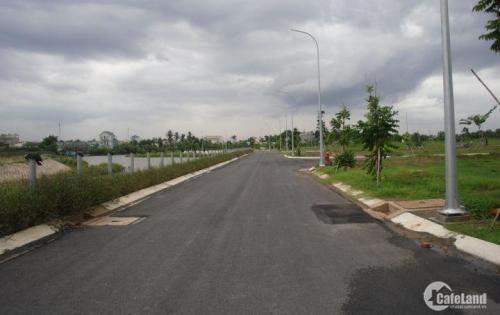 Mở bán khu dự án cách mặt tiền Nguyễn Oanh 50m, ngay chợ tiện kinh doanh, Xây dựng ngay.