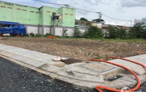 Bán đất nền kênh Tân Hoá, đối diện Đầm Sen Nước, XDTD, hạ tầng hoàn chỉnh,tặng 10 chỉ vàng
