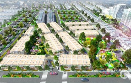 Đất mặt tiền Lê Duẩn, cách 300m, gần Sacombank, trung tâm hành chính Long Thành