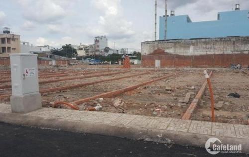 Bán đất mặt tiền đường Số 3, P Trường Thọ, Q. Thủ Đức, DT 5,5x16m có sổ sẵn bao GPXD