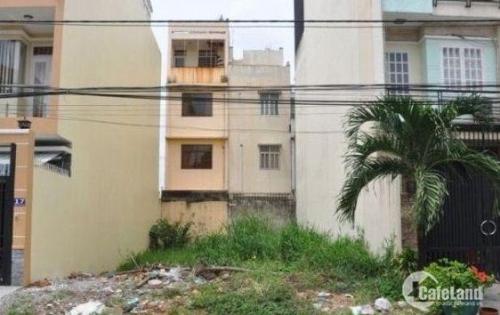Bán đất đường 32, Linh Đông, Thủ Đức 5.2x16 hẻm 5,5m giá 14tr/m
