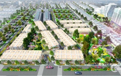 Dự án Eco Town Long Thành, ngay công viên 3 chữ A, dự án lớn nhất TT Long Thành trong năm 2018