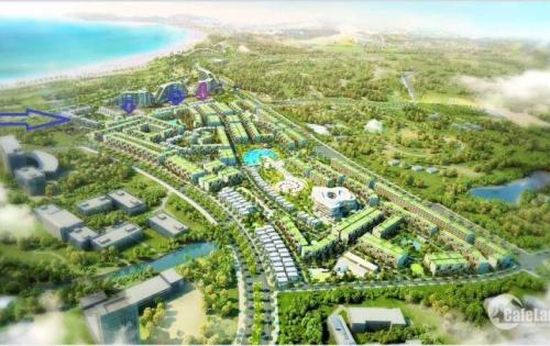 Kẹt tài chính bán gấp  4 suất nội bộ Đất nền biệt thự view biển nằm tại ngay dự án flc quy nhơn