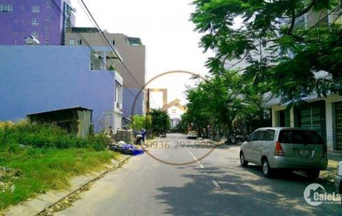 Bán nhanh lô sát góc mặt tiền đường Hoàng Bích Sơn, cách biển chỉ 200m, khu phố đông khách du lịch