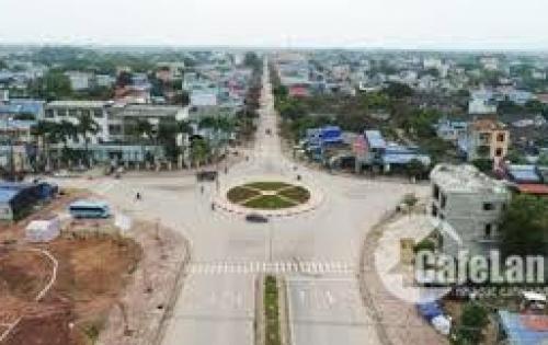 Bán lô đất đường Lê Hồng Phong TP Sông Công mặt đường 42m