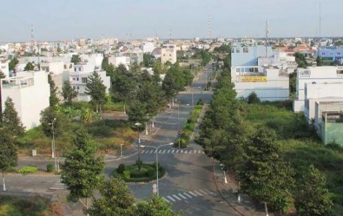 Bán đất ven sông trong khu trung tâm hành chính tp Tân An. Biệt thự ven song Phú Hoàng Gia. 10 tr/m2, DT: 500m2 - 1000m2