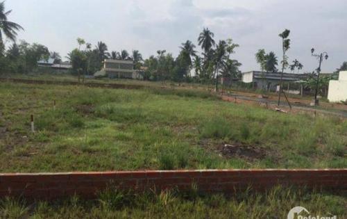 Bán đất Long An Có Sổ Đỏ sang tên ngay gần chợ, trường đại học, mặt tiền quốc lộ