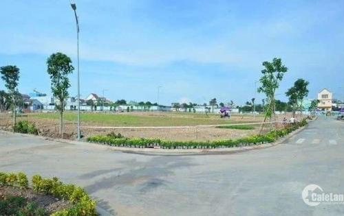 Bán đất thổ cư mặt tiền QL62, TP Tân An, Long An, sổ hồng riêng