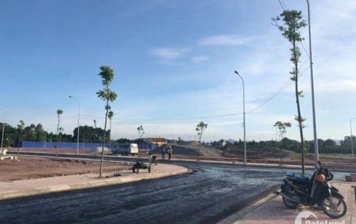 Bán đất nền ngay trung tâm thành phố Sông Công chỉ từ 450 triệu/lô 100m2. LH: 0914309361