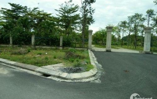 Bán đất nền nằm cạnh đường Minh Mạng nối dài với bãi tắm Sơn Thủy