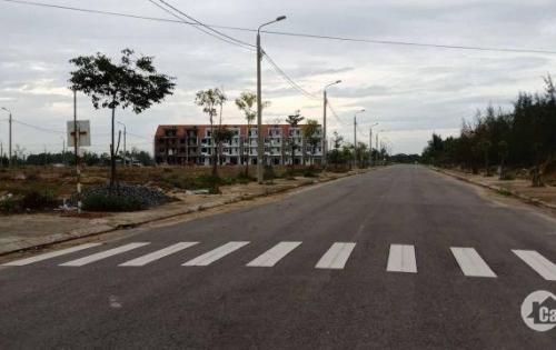 Nằm ven  sông Cổ Cò kết nối Du Lịch Đà Nẵng_Hội An. Sunshine city chỉ 712tr/lô