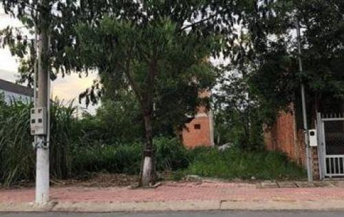 Gia đình định cư nước ngoài cần bán lô đất 100m2(5x20) mặt tiền Mỹ Phước Tân Vạn, vòng xoay An Phú, dân cư đông đúc.