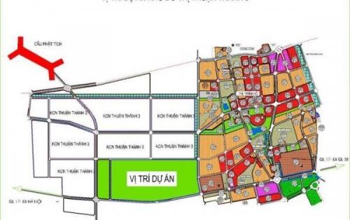 [HOT] Khu đô thị thuận thành 3 nhận đặt chỗ 10 suất ngoại giao đẹp nhất, lh 01674517387