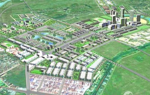 Bán đất khu đô thị Nam Hồng Garden phường đồng kỵ - từ sơn - Bắc ninh.