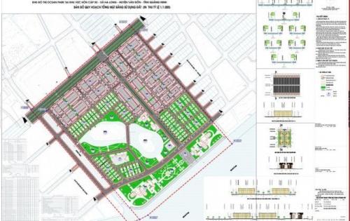 Đi đầu làn sóng BĐS Vân Đồn, Quảng Ninh, siêu dự án khu đô thị Ocean Park