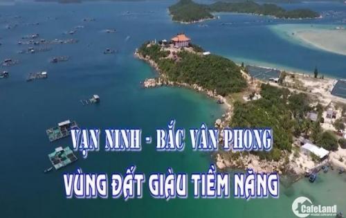 Dễ dàng sở hữu đất Vịnh Bắc Vân Phong chỉ với 2.8 triệu/m2