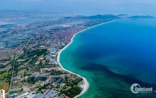 Bán gấp đất vịnh Bắc Vân Phong giá chỉ 2tr8/m2.